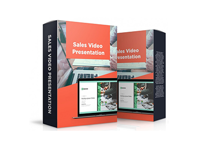 2 Sales Video Powerpoint Templates